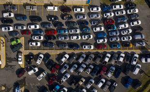 Des voitures (images d'illustration)