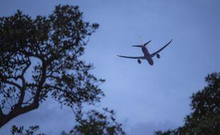 Un des rares avions qui volent
