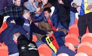 Des affrontements violents entre ultras du PSG et de Galatasaray avaient éclaté en 2001 au Parc des Princes.