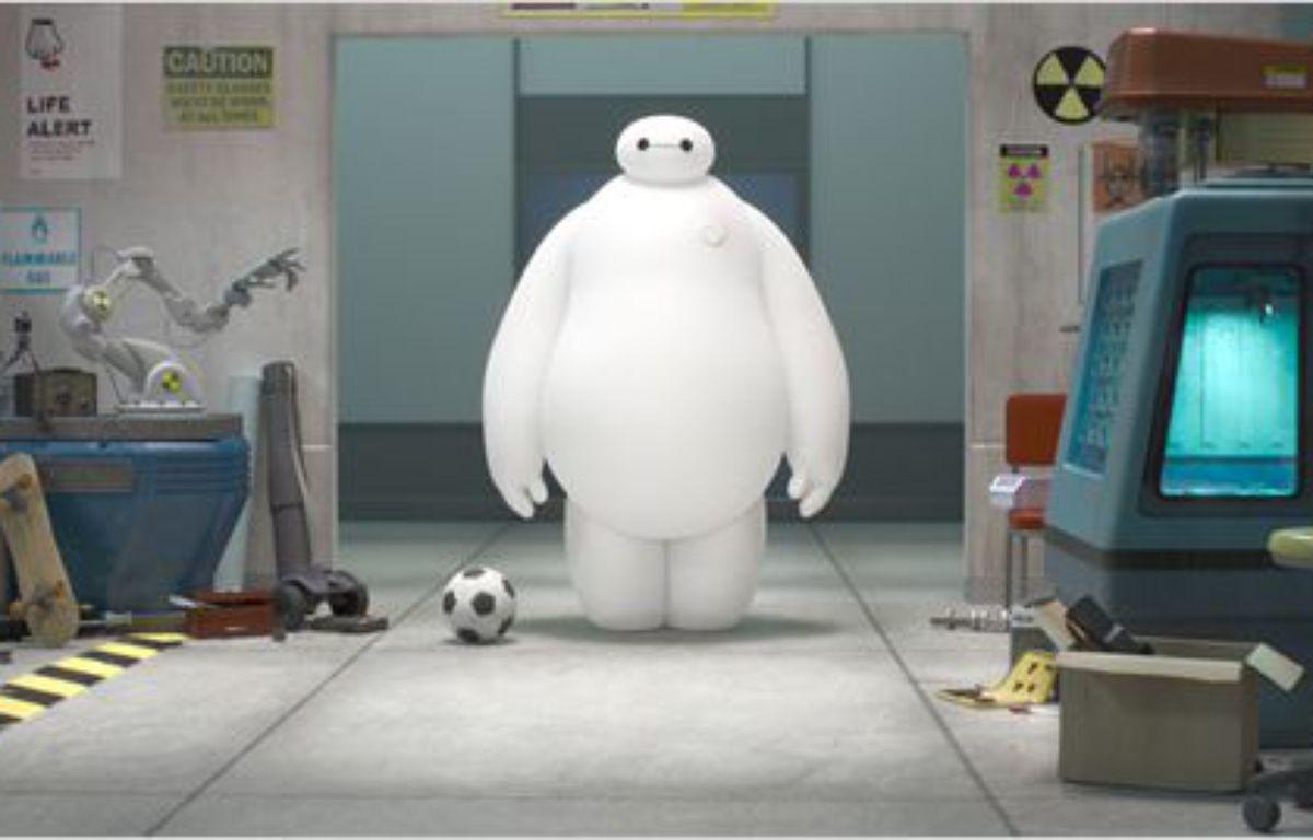 Baymax, le robot secouriste des Nouveaux héros – Disney France