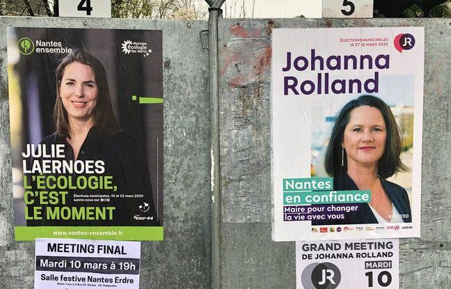 Municipales 2020 à Nantes: Les Verts de Julie Laernoes se rallient à la liste PS de Johanna Rolland