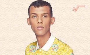Le chanteur Stromae.