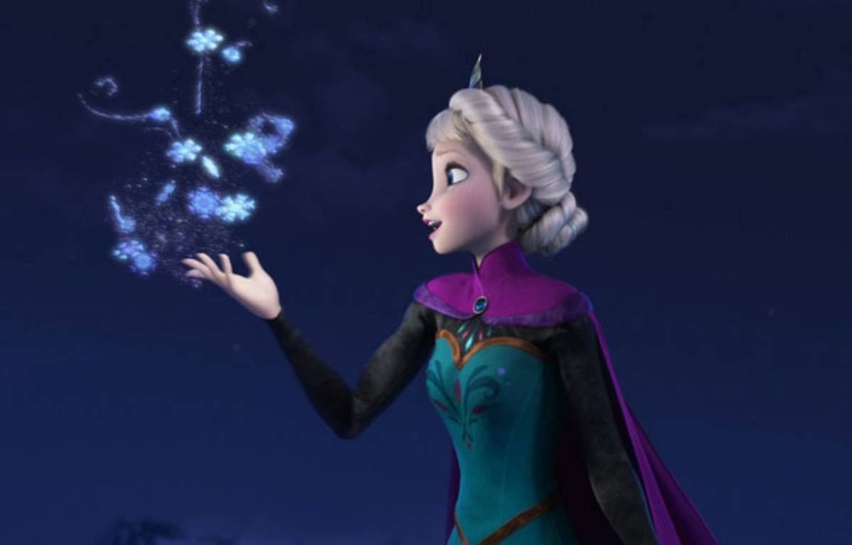 Elsa dans «La Reine des neiges», film d'animation Disney. – Walt Disney Pictures