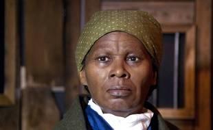 Une statue de cire de Harriet Ross Tubman à Washington.
