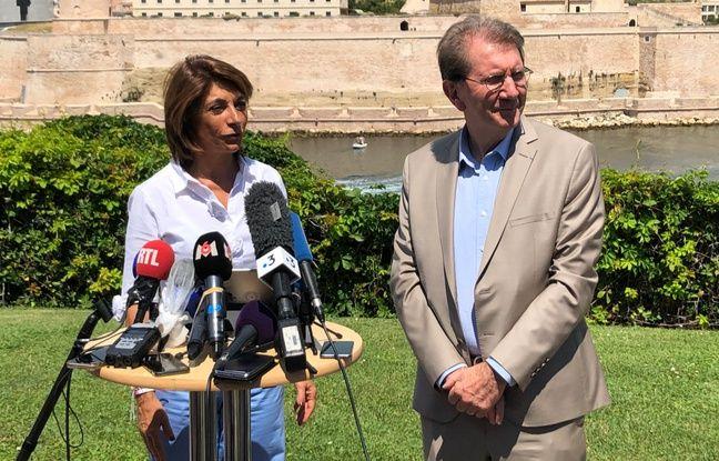 Municipales 2020 à Marseille: Martine Vassal se retire au profit de Guy Teissier car son âge «sera un avantage» au troisième tour