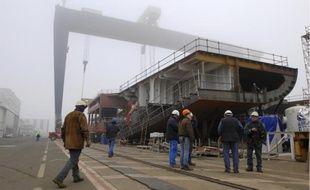 Dans le secteur industriel, la perte d'emplois se chiffreà - 3,9 % en un an dans la région.