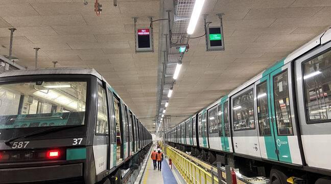 RATP : Pour la ligne 4, le prolongement passe avant l'automatisation
