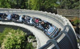 Quatre millions de visiteurs se sont précipités à Europa-Park en 2009.