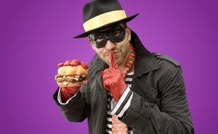 Le nouveau Hamburglar, dévoilé par McDonald's le 6 mai 2015.
