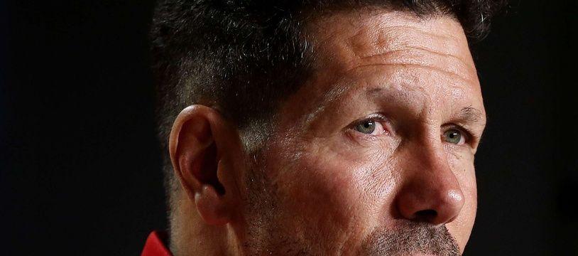 Diego Simeone, champion du monde avec l'Argentine en 78 et 86.