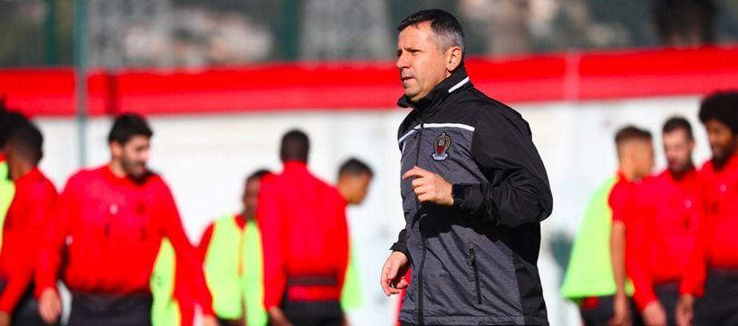 Adrien Ursea est le nouvel entraîneur des Aiglons