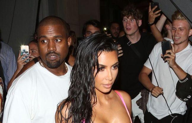 La veste fétiche de Kim Kardashian et Kanye West vendue 47.000 dollars... Le rappeur Diddy offre de mystérieuses boîtes noires à ses proches...