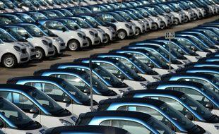 Le marché automobile français est au beau fixe.