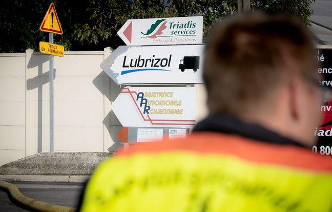 Incendie de l'usine Lubrizol à Rouen : Perquisitions en cours dans les locaux administratifs de Lubrizol et Normandie logistique