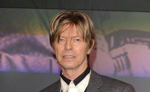 L'artiste David Bowie