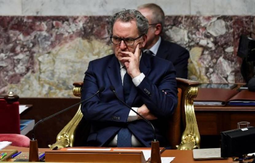 VIDEO. Affaire Richard Ferrand : Le président de l'Assemblée Nationale est entendu par des juges à Lille