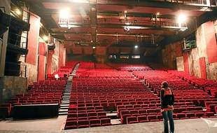 Le théâtre de la Criée (7e) a été construit à la fin des années 1970 et a ouvert ses portes en mai 1981.
