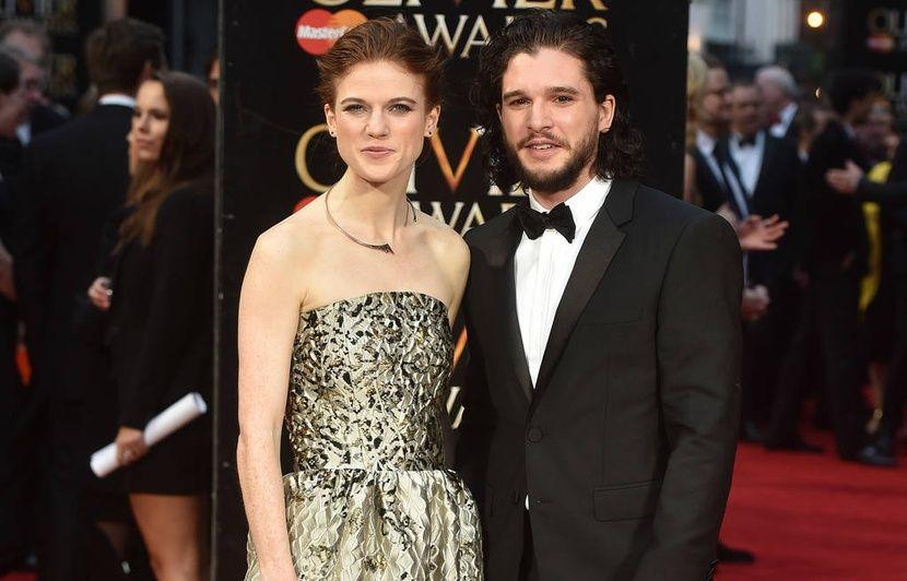 Kit Harington trouve que sa coupe de Jon Snow a ruiné ses photos de mariage