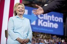 Hillary Clinton, le 23 juillet 2016.