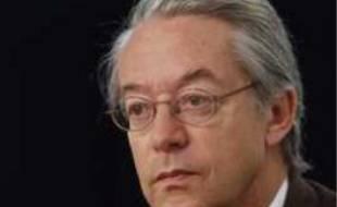 Le rapporteur du Budget au Sénat, l'UMP Philippe Marini en juin 2009.