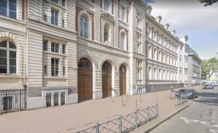 L'éecole privée Saint-Paul qui abrite la chapelle Saint-Joseph, à Lille