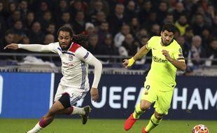 Jason Denayer a été déterminant face à Luis Suarez et au Barça ce mardi.