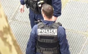 Décès au sein de la police municipale (Illustration).