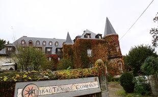 Le château de Tabitha's place dans les Pyrénées-Atlantiques