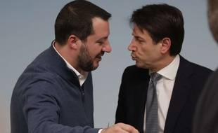 Rien ne va plus entre Salvini et Conte.