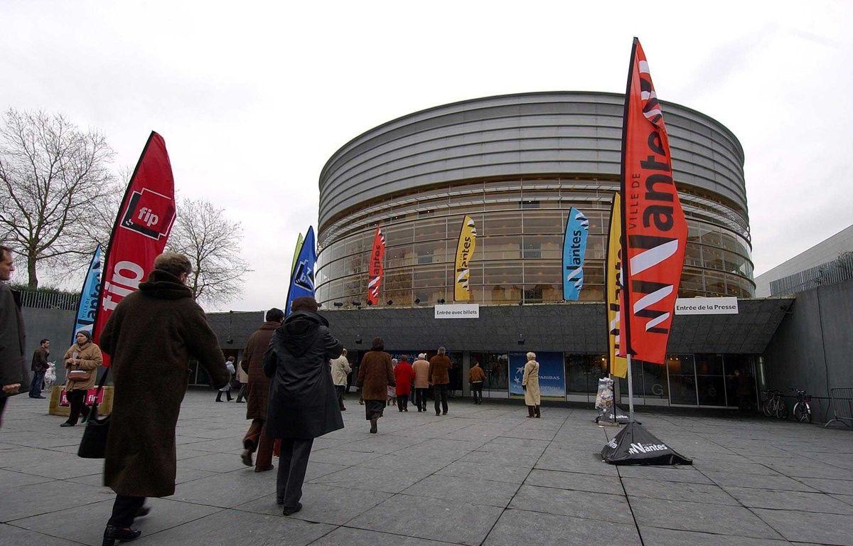 La Cité des congrès de Nantes – JS Evrard/ SIPA