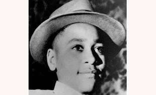 Emmett Till, jeune Américain assassiné après avoir été injustement accusé d'avoir fait des avances à une femme blanche, en 1955.