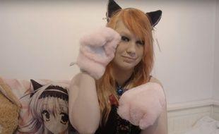 Nano, jeune Norvégienne de 20 ans, est persuadée d'être un chat.