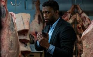 Chadwok Boseman dans «Manhattan Lockdown» de Brian Kirk