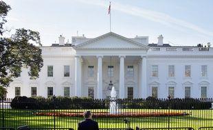 La Maison-Blanche, à Washington.