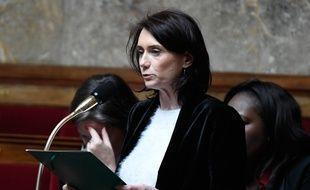 Sandrine Josso, députée de la 7e circonscription de Loire-Atlantique.