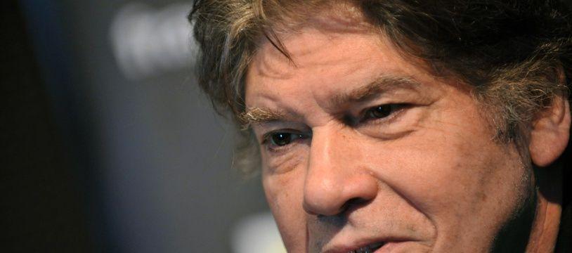 Le journaliste Pierre Péan le 4 février 2019 à Paris