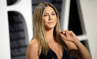 L'actrice Jennfier Aniston