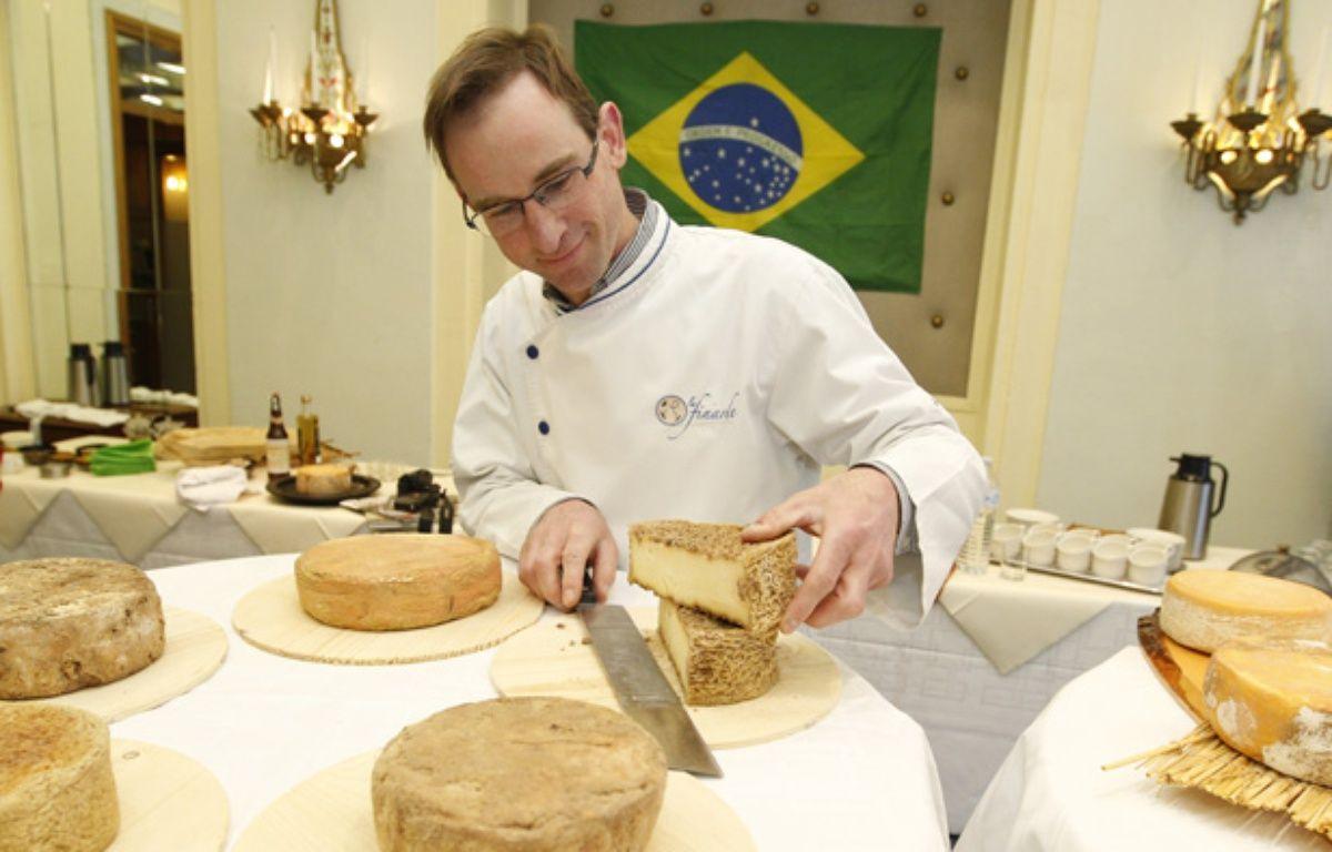 Des fromages brésiliens affinés dans le Nord. – M.Libert/20 Minutes