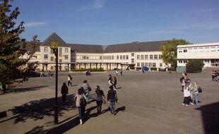 La cité scolaire Julie-Daubié, à Rombas
