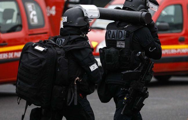 Marseille: Intervention du Raid en cours pour retrouver un homme armé