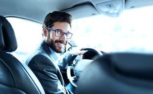 Les lunettes connectées d'Ellcie-Healthy luttent notamment contre l'endormissement au volant