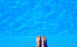Le remplissage des piscines privées est interdit dans une grande partie de trois départements lorrains. Illustration