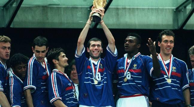 Vente aux enchères : Plus de 100.000 dollars pour un maillot de Zidane pour France-Brésil 98