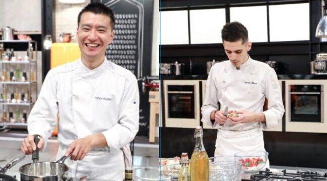 « Top Chef » : Le Lyonnais Adrien Zedda et le Japonais Yohei Hosaka zappés par la production - 20 Minutes