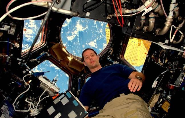 Le Futuroscope présentera en 2018 un film sur la base des images de l'astronaute Thomas Pesquet.
