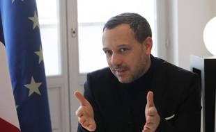 Adrien Taquet, le 12 février 2021.