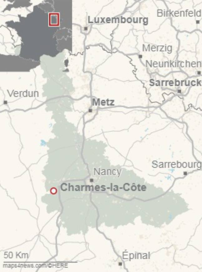 Une bagarre a éclaté à la sortie d'une boîte de nuit de Charmes (Meurthe-et-Moselle). Un gendarme a été blessé.