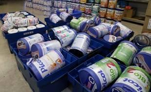 Des produits Lactalis retirés de la vente