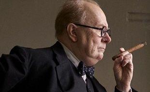 Première image du Winston Churchill de «Darkest Hour», réalisé par Joe Wright.