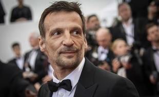 Mathieu Kassovitz au Festival de Cannes en 2019.
